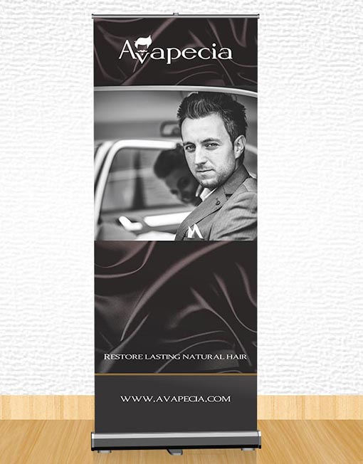 roll up banner thumb