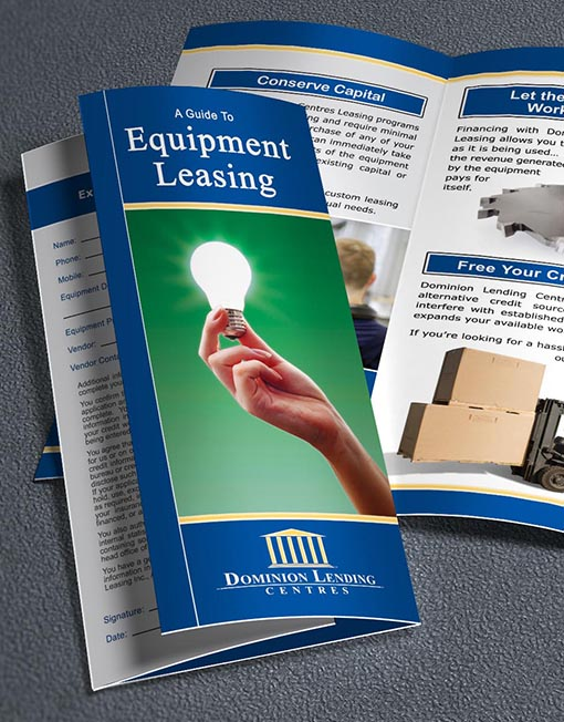 DLC Leasing Brochure – Industrial thumb