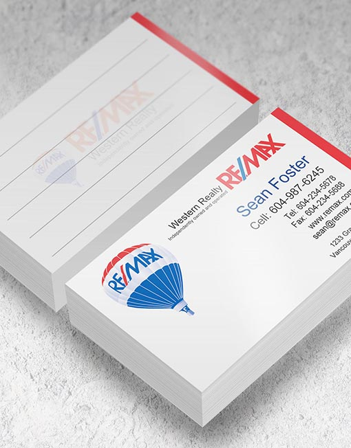 Remax Business Card 010 thumb