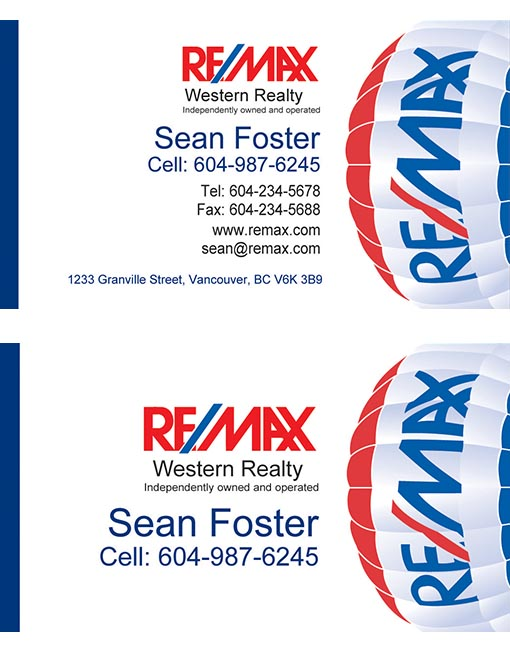 Remax business card 08 realtorpapa vancouver real estate print remax business card 08 thumb 1 reheart Image collections