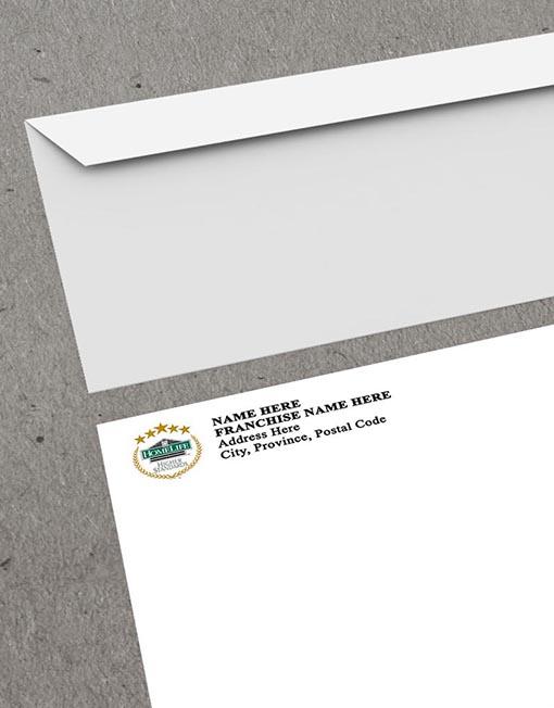 Homelife Envelope mockup thumb