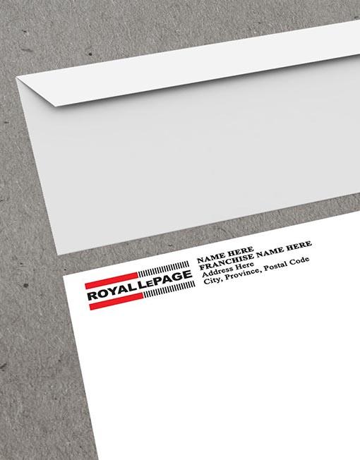 Royal Lepage Envelope mockup thumb